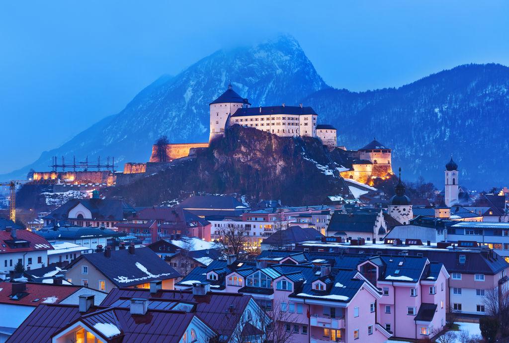 Festung Kufstein Tourismus Kufstein Viamichelin