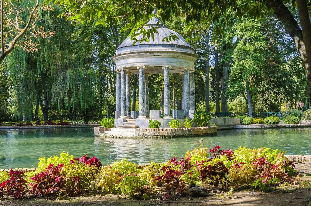 Jard n del pr ncipe turismo aranjuez viamichelin - Jardin del principe aranjuez ...