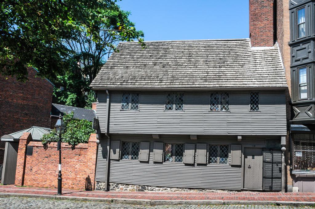 Casa di paul revere turismo boston viamichelin for Sito web di progettazione della casa