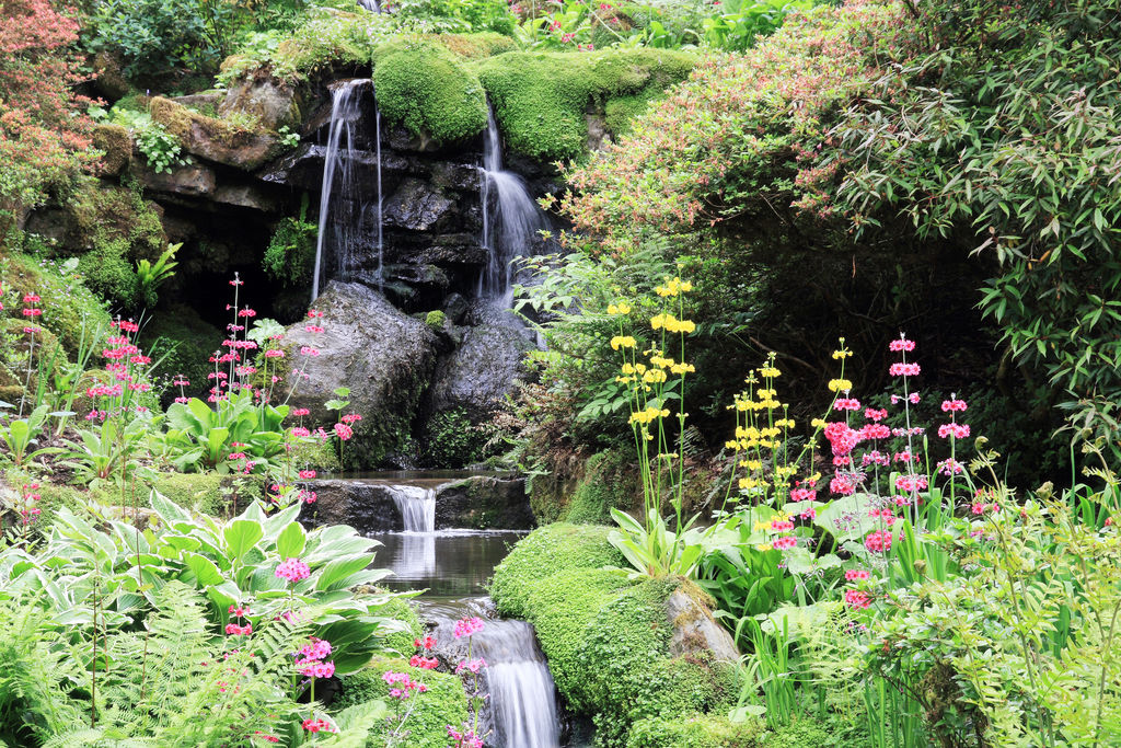 Bodnant garden opening hours