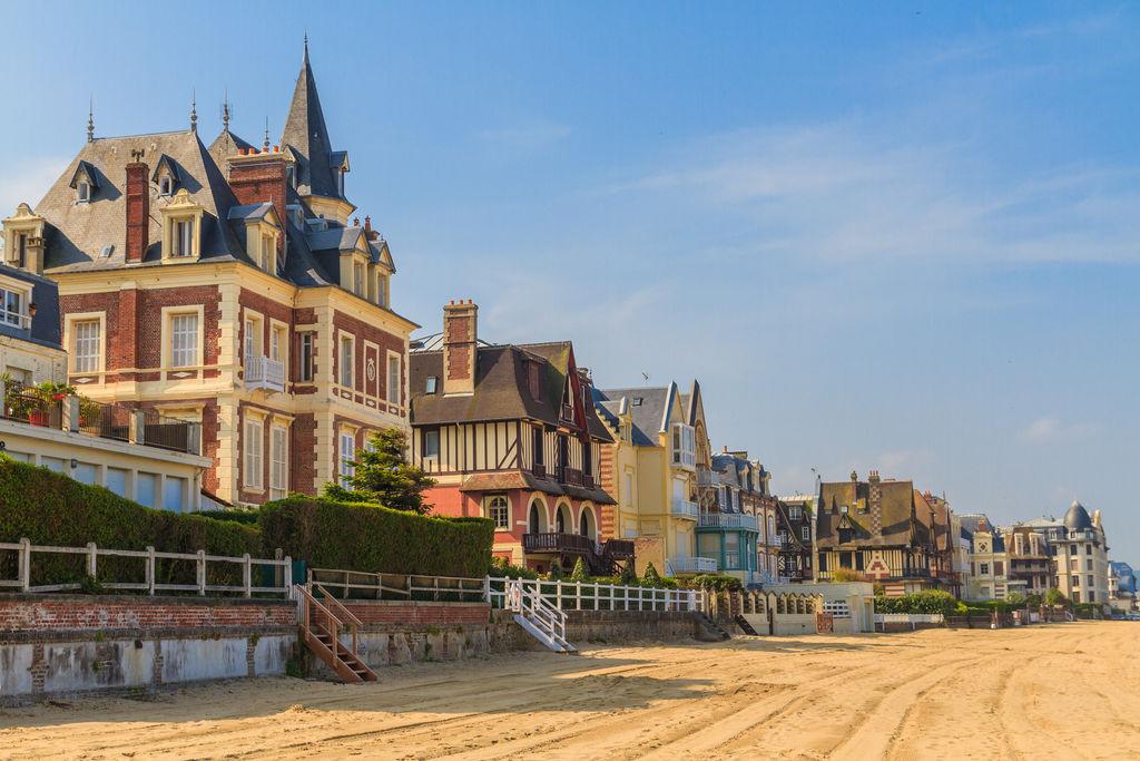 Hotel Les  Villas Trouville Sur Mer