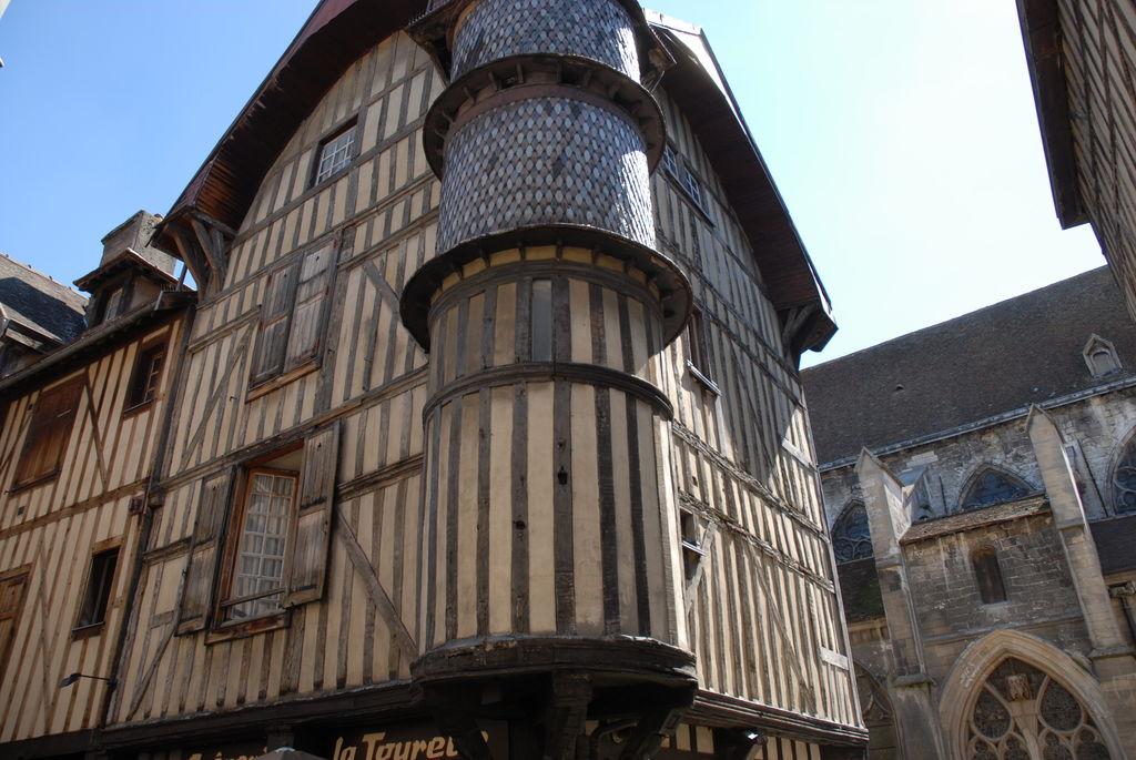 Restaurant Troyes Le Saint Jean