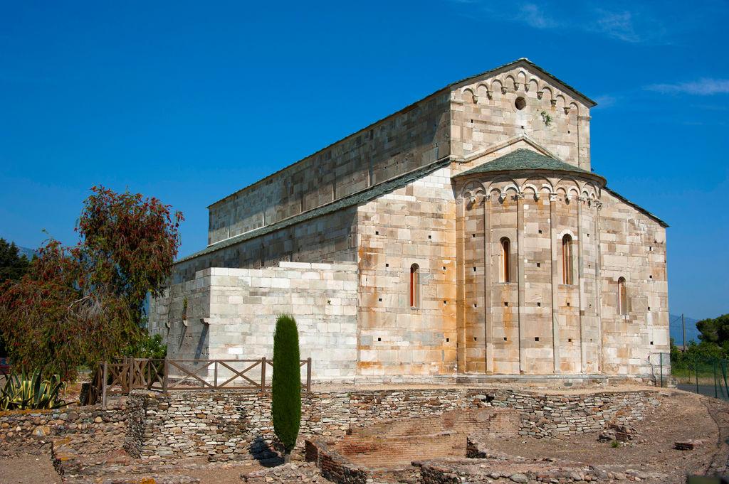 Ancienne cath drale du nebbio glise santa maria assunta tourisme furiani viamichelin - Office tourisme saint florent ...