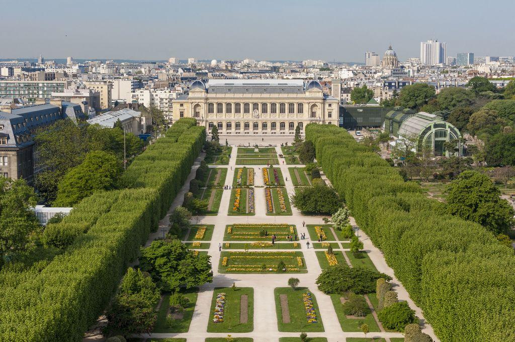 Jardin des plantes tourisme paris viamichelin - Jardin des plantes paris horaires ...