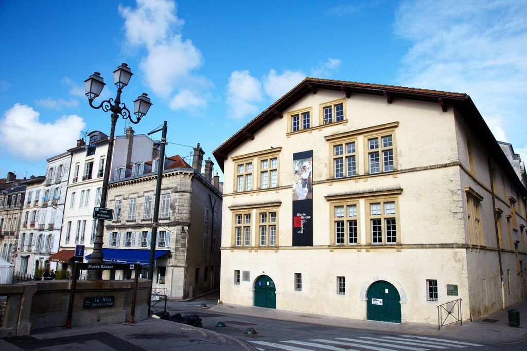 Museo basco e della storia di bayonne turismo bayonne for 1 casa di storia