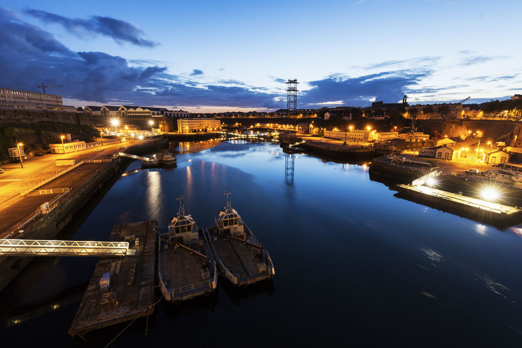 Commercial port brest brest tourism viamichelin - Restaurant italien brest port de commerce ...
