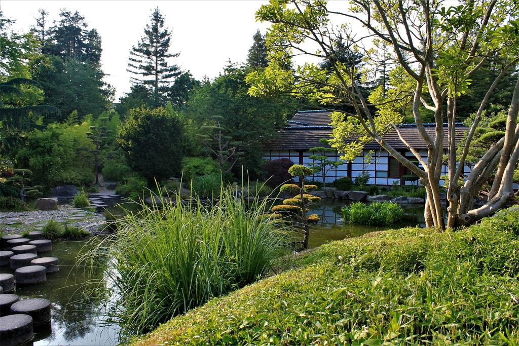jardin japonais de l 39 le de versailles tourisme nantes viamichelin. Black Bedroom Furniture Sets. Home Design Ideas