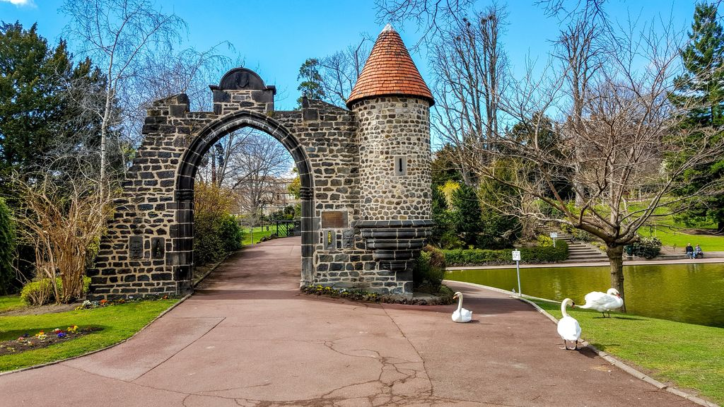 Jardin lecoq turismo clermont ferrand viamichelin - Jardin d hiver henri salvador clermont ferrand ...