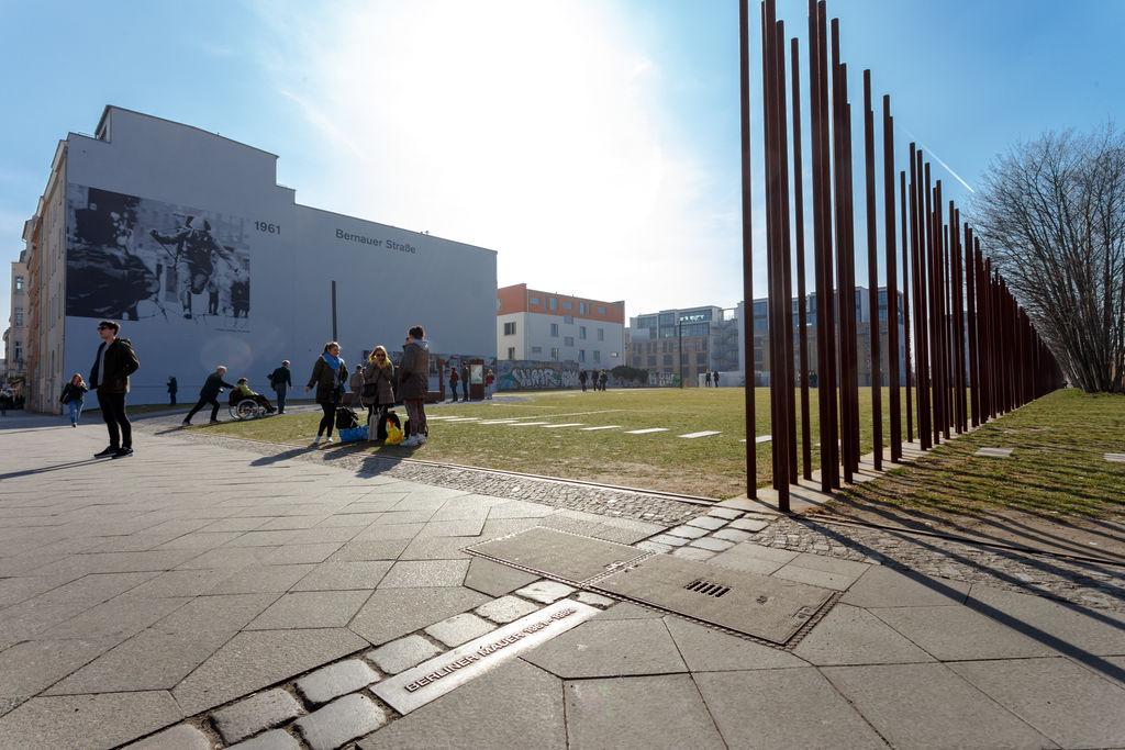 Berliner Mauer Gedenkstaette - Tourismus Berlin - ViaMichelin