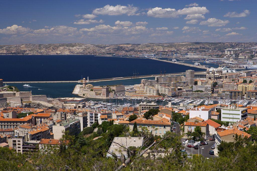 Old port of marseilles marseilles tourism viamichelin for Viamichelin marseille