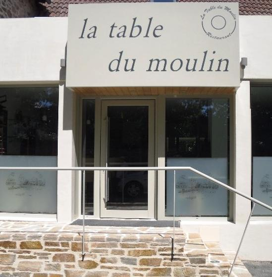 La Table Du Moulin Saint Yrieix La Perche A Michelin Guide Restaurant