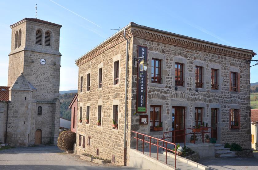 Montarcher Restaurant Menu