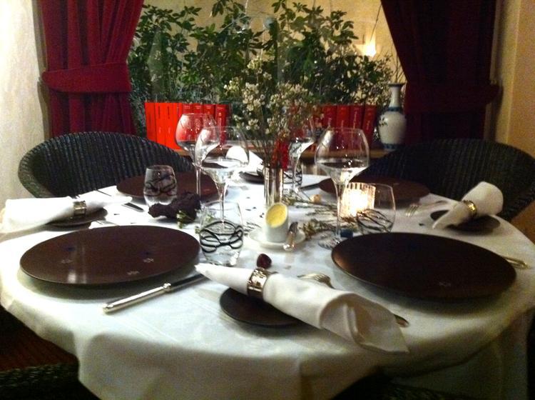 Le  Restaurant Saint Germain En Laye Etoile Michelin