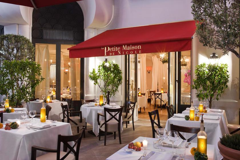 La petite maison de nicole cannes a michelin guide restaurant - Photo de petite maison ...