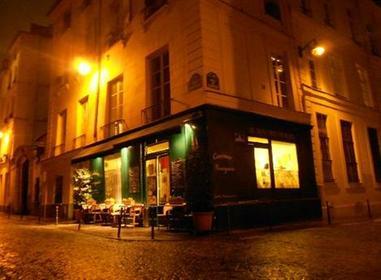 la maison du jardin paris ein guide michelin restaurant. Black Bedroom Furniture Sets. Home Design Ideas
