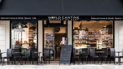 Restaurant World Cantine Paris