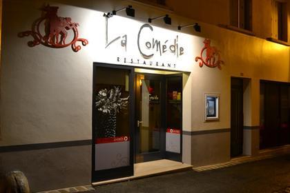 La com die lons le saunier un restaurant du guide michelin - Cuisine lons le saunier ...