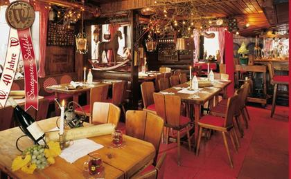 stuttgarter st ffele stuttgart restaurant uit de. Black Bedroom Furniture Sets. Home Design Ideas