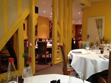Aux marais trouy un restaurant du guide michelin - Restaurant le jardin gourmand bourges ...