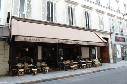 Restaurant Relais Madeleine Paris
