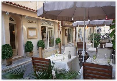 Oscar 39 s antibes a michelin guide restaurant for Restaurant antibes