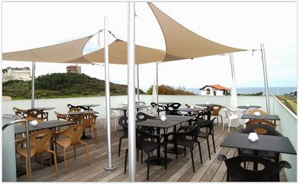 Carte Restaurant Le Sin Biarritz