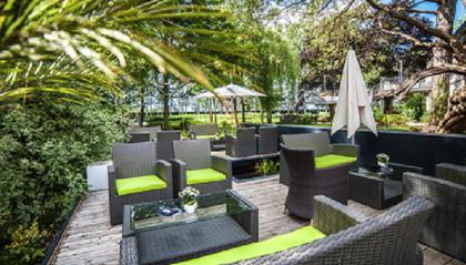 Le jardin d 39 alice lillers a michelin guide restaurant for Le jardin d alice