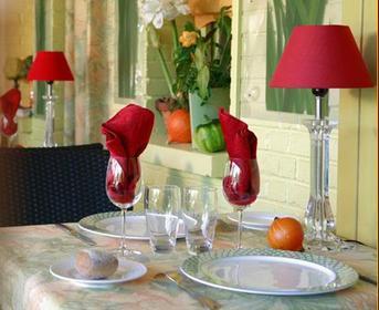 Le jardin neufch tel sur aisne ristorante della guida for Le jardin knokke michelin