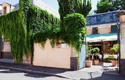 Pavillon lamartine clermont ferrand un restaurante de for Jardin lamartine