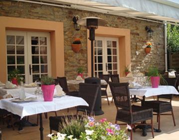 Restaurant Le Saint Laurent La Foret Fouesnant