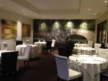 Le faitout puisserguier un restaurant du guide michelin - Restaurant le grand jardin baume les messieurs ...