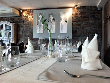 Le jardin haguenau un restaurant du guide michelin for Restaurant jardin haguenau