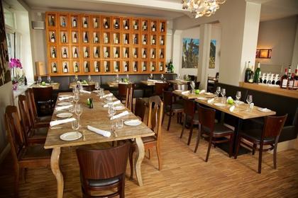 lafleur frankfurt am main restaurant uit de michelin gids. Black Bedroom Furniture Sets. Home Design Ideas
