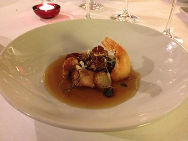 Table des fr res ibarboure bidart a michelin guide - La table des freres ibarboure bidart ...