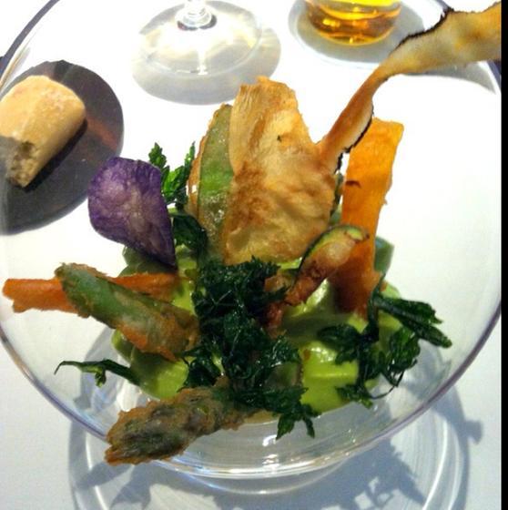 Michel sarran toulouse restaurant uit de michelin gids for Extra cuisine toulouse
