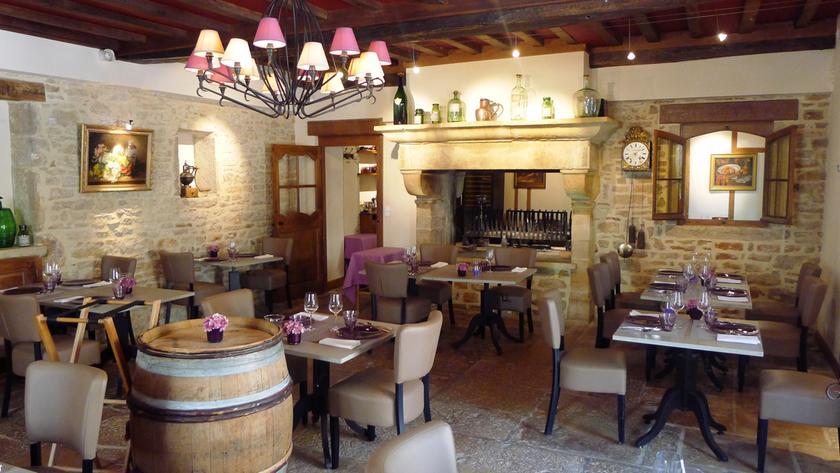Restaurant Levernois Bord De L Eau Carte Repas