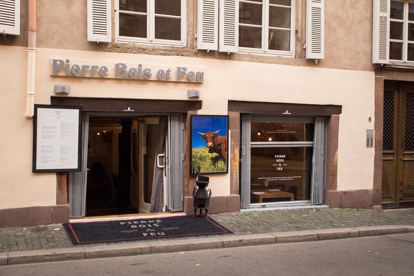 Pierre Bois & Feu  Strasbourg  a Michelin Guide restaurant ~ Pierre Bois Feu Strasbourg