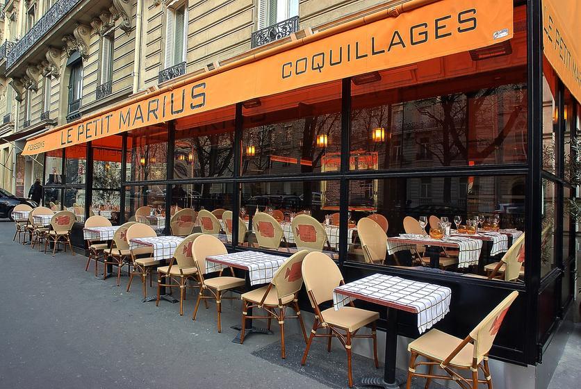 Restaurant Le Petit Marius  Avenue George V