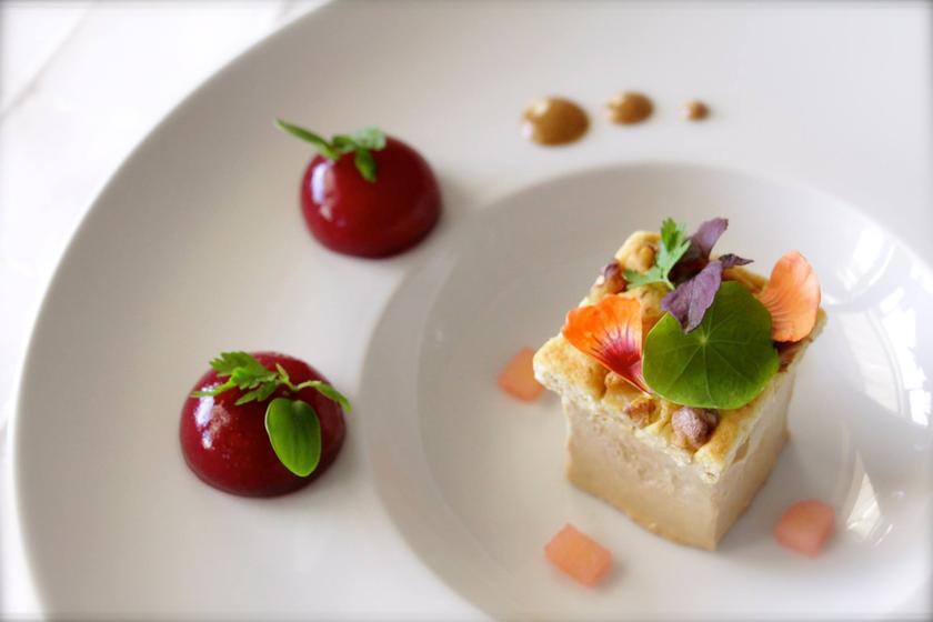 Schaeffer sablons restaurant uit de michelin gids for Cuisine gastronomique
