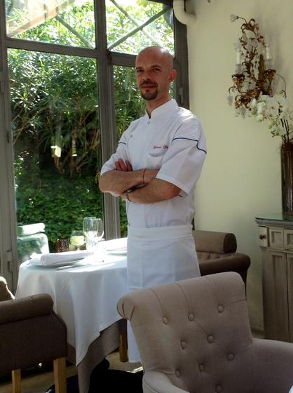 Restaurant L Olivier Saint Palais