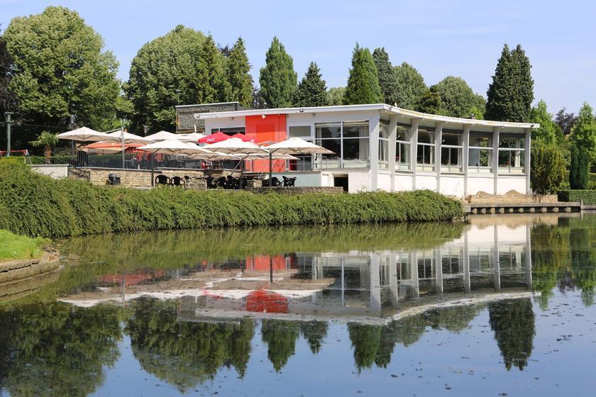 Le b jardin roubaix ristorante della guida michelin for Le jardin knokke michelin