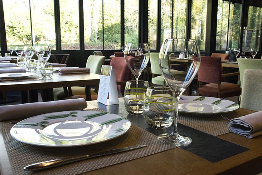 Le jardin les cray res cormontreuil restaurant uit de - Le jardin des crayeres ...