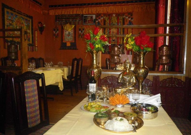 Sagarmartha Restaurant Paris Indien