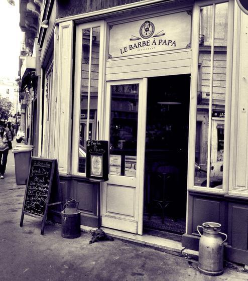 Le barbe papa restaurant 18 rue condorcet 75009 paris for Cuisine 50 rue condorcet