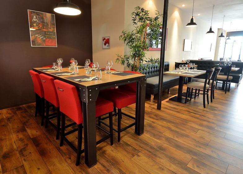 le sale gosse restaurant michelin 85000 la roche sur yon. Black Bedroom Furniture Sets. Home Design Ideas