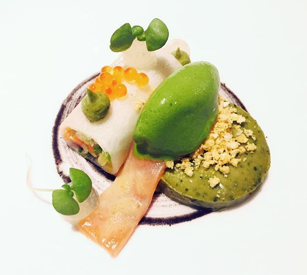 Sans Cravate Restaurant Brugge Michelin