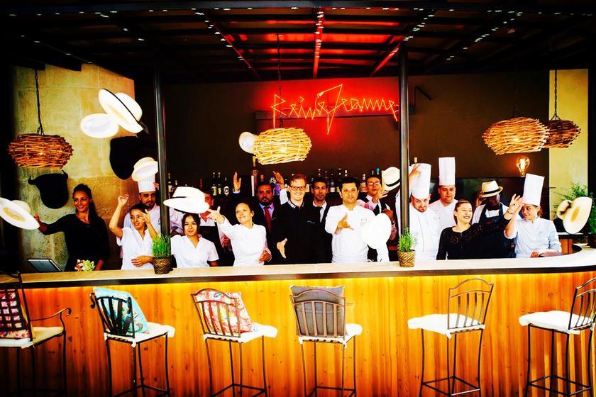 Auberge De La Reine Jeanne Restaurant