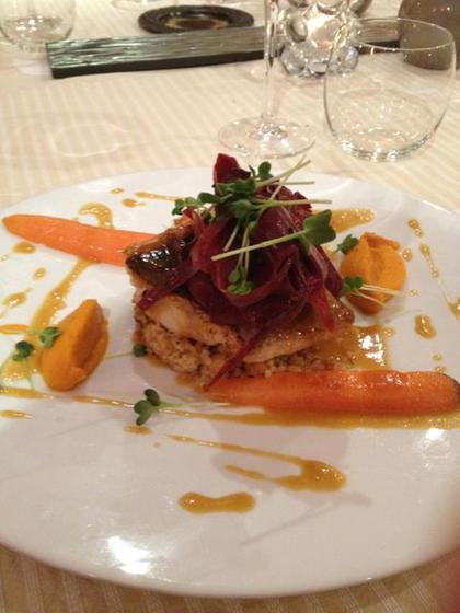 Auberge pom 39 poire azay le rideau a michelin guide restaurant - Restaurant cote cour azay le rideau ...