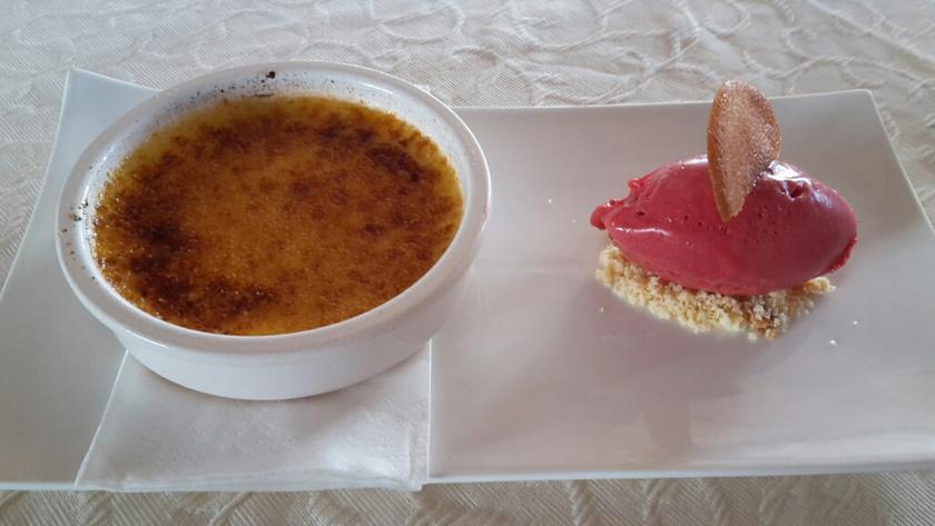 Restaurant Caprice Wengen Menu