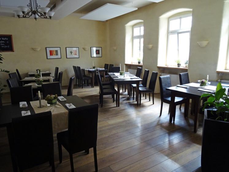 Badischer hof ilvesheim ein guide michelin restaurant for Gutes restaurant mannheim